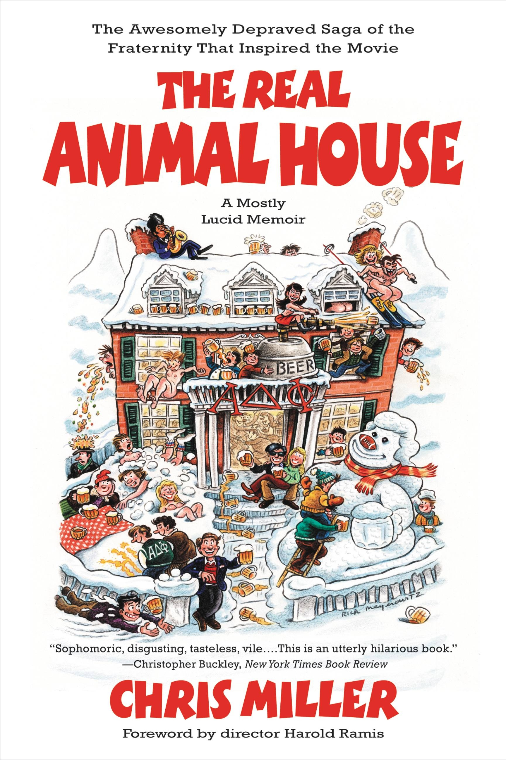 Real Animal House, The