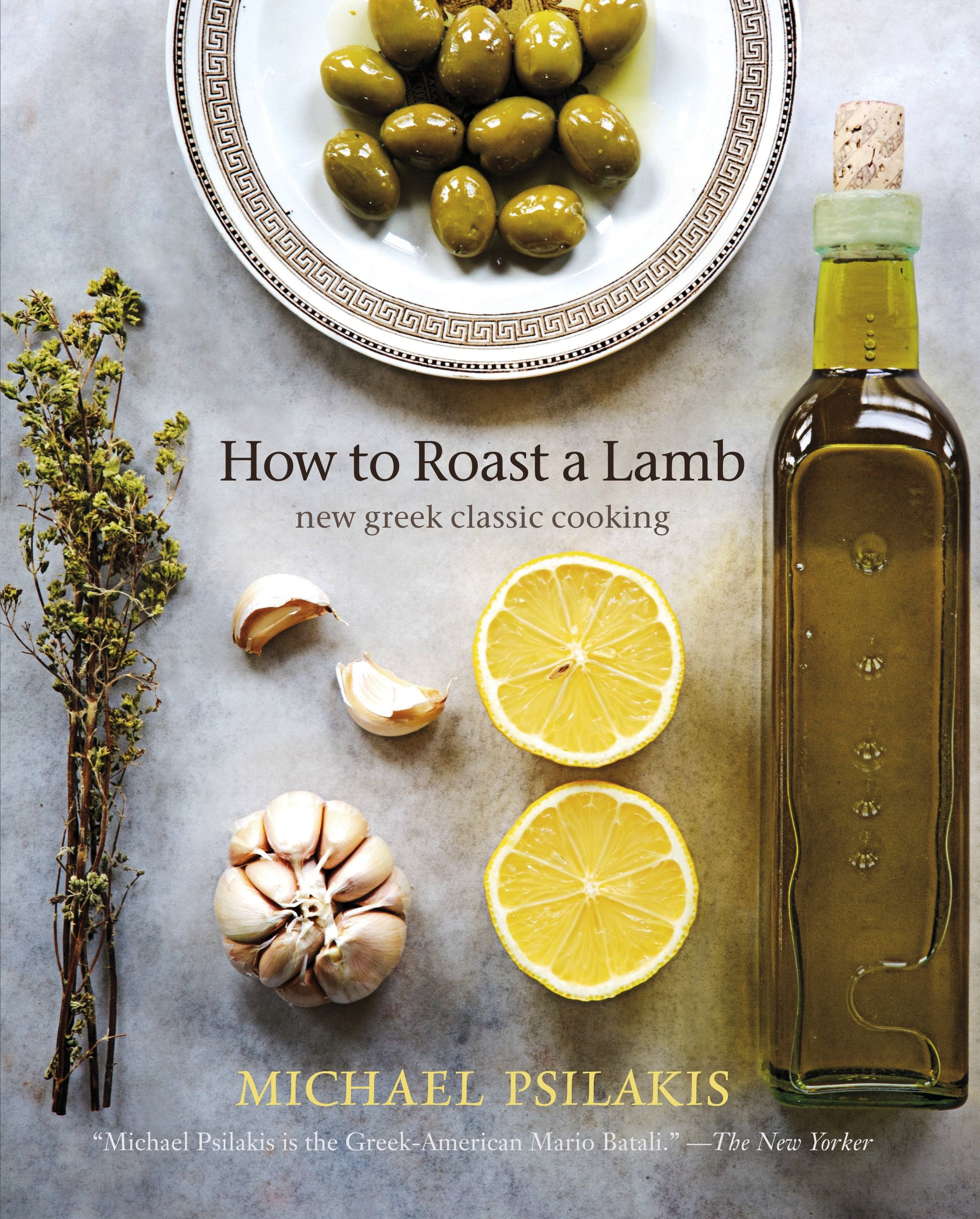 How to Roast a Lamb