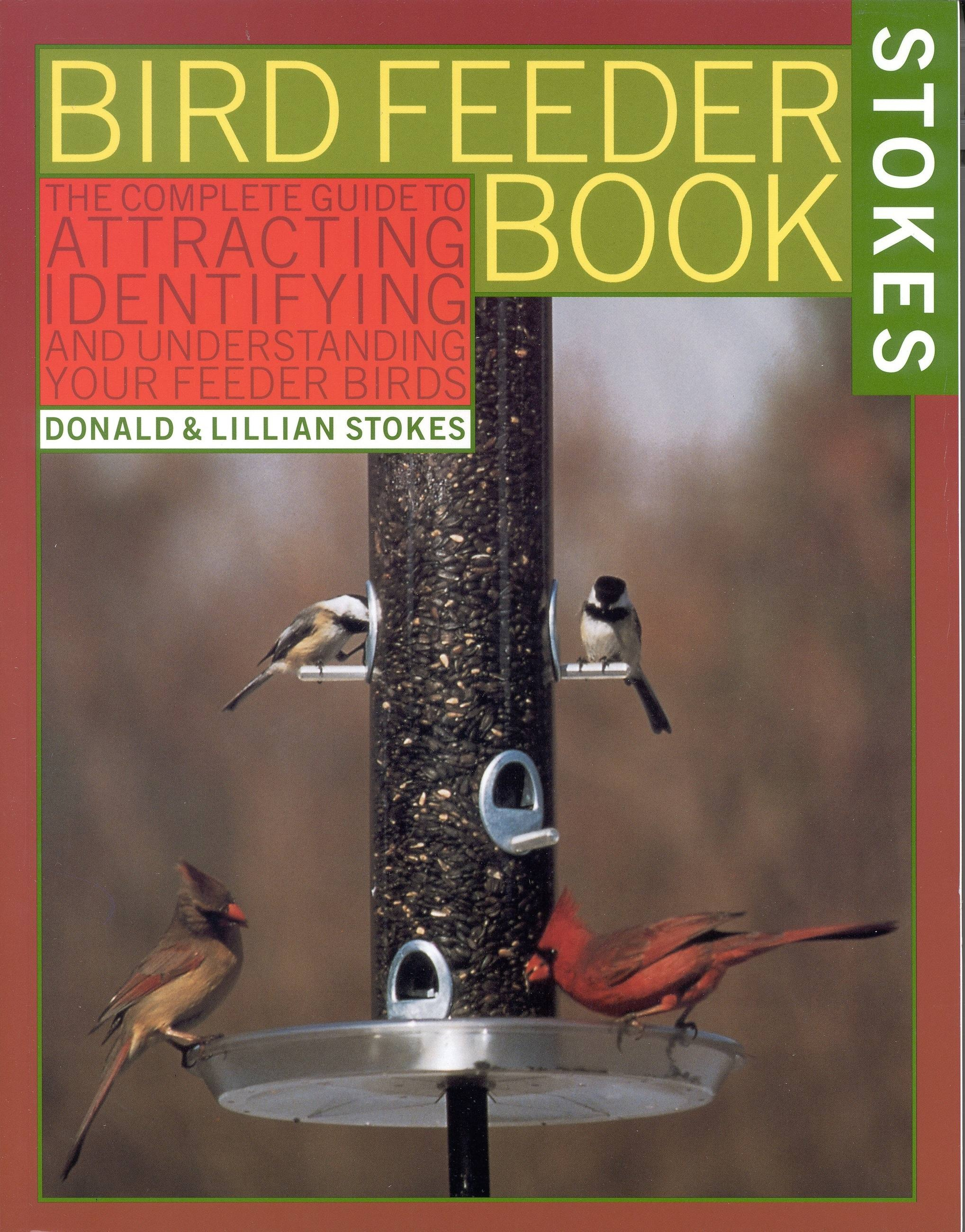 Stokes Birdfeeder Book, The