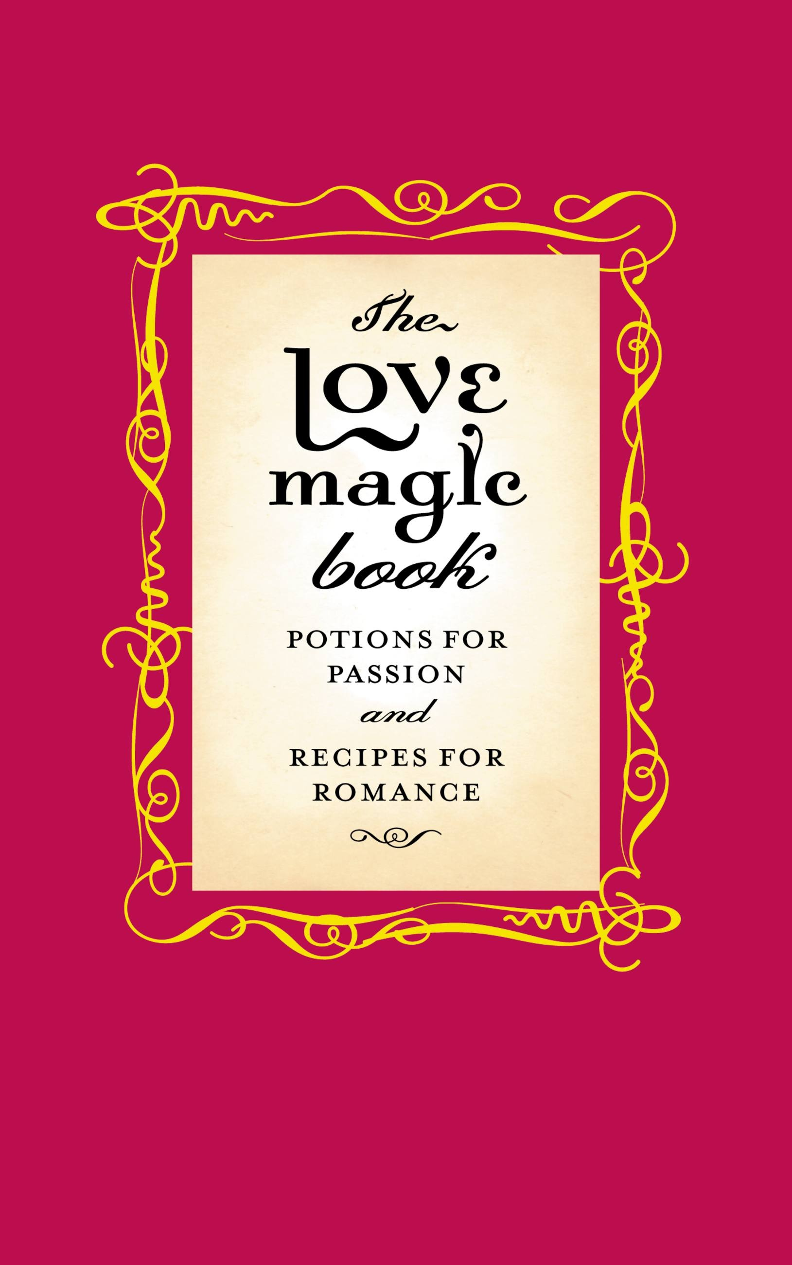 Love Magic Book, The