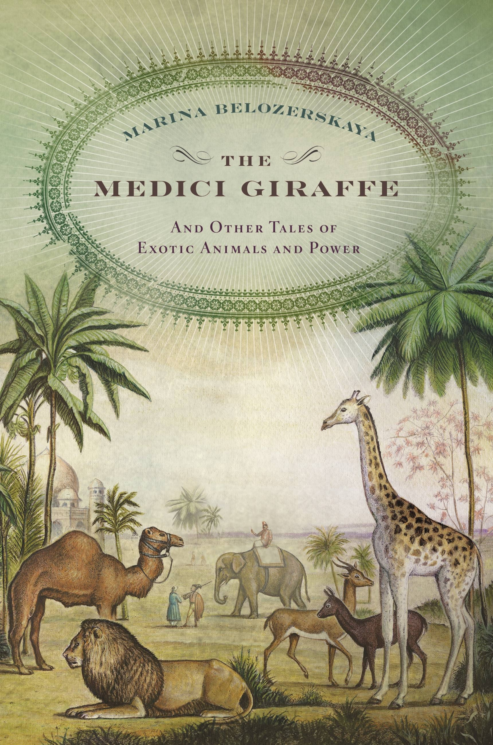 The Medici Giraffe