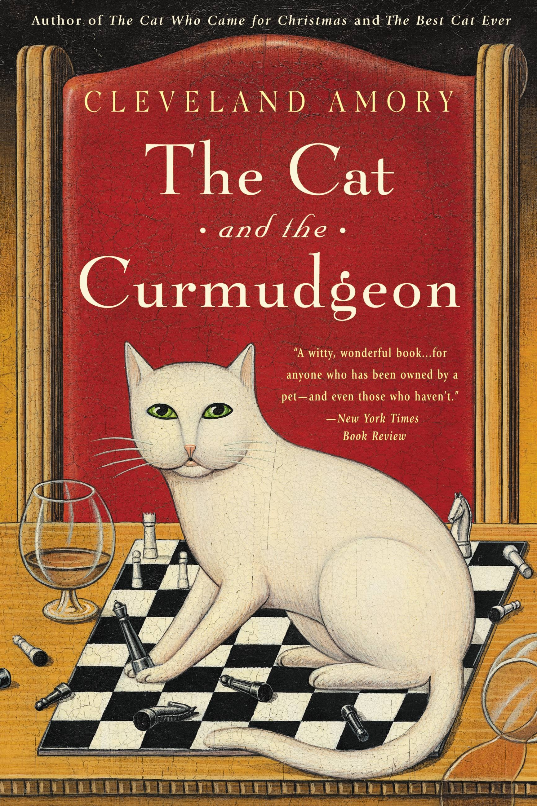 Cat and the Curmudgeon, The
