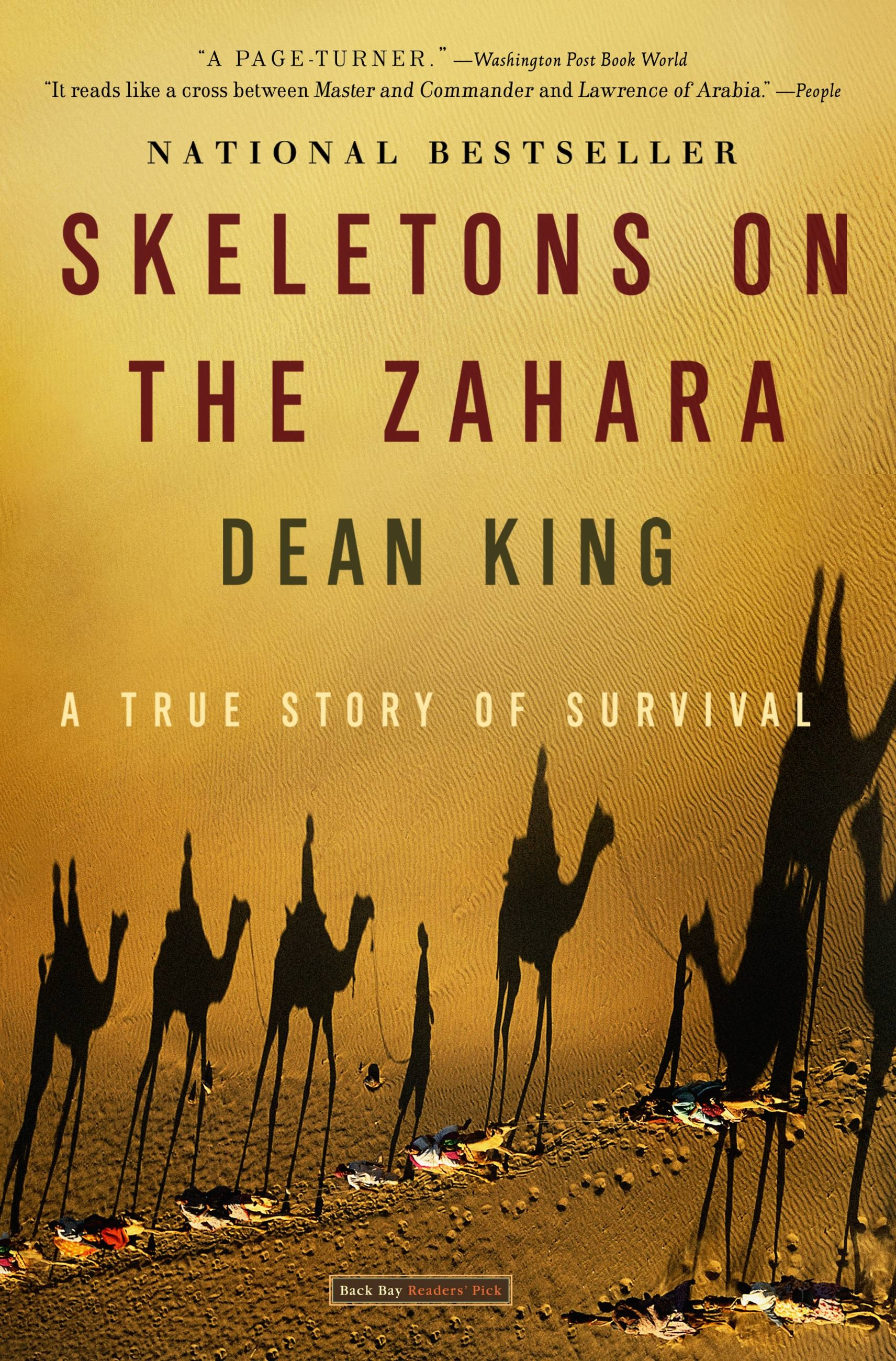 Skeletons on the Zahara
