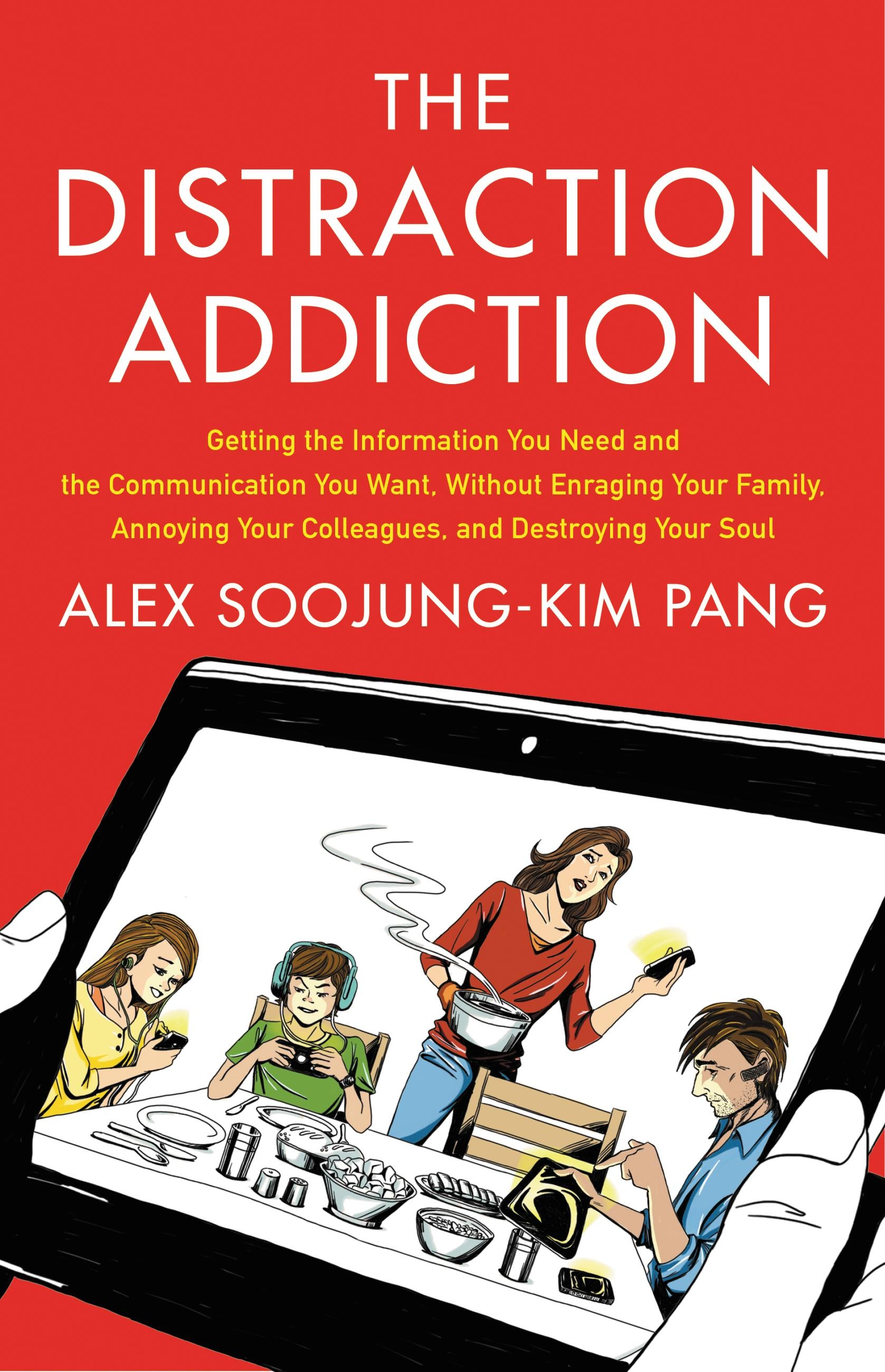 The Distraction Addiction