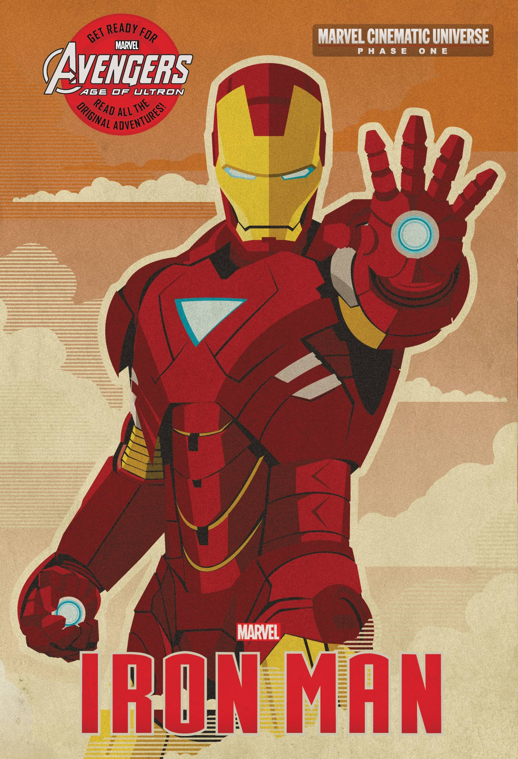 Phase One Iron Man Little Brown Books For Young Readers