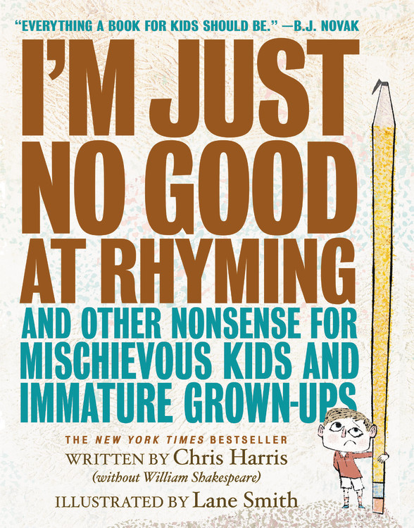 Image result for I'm no good at rhyming