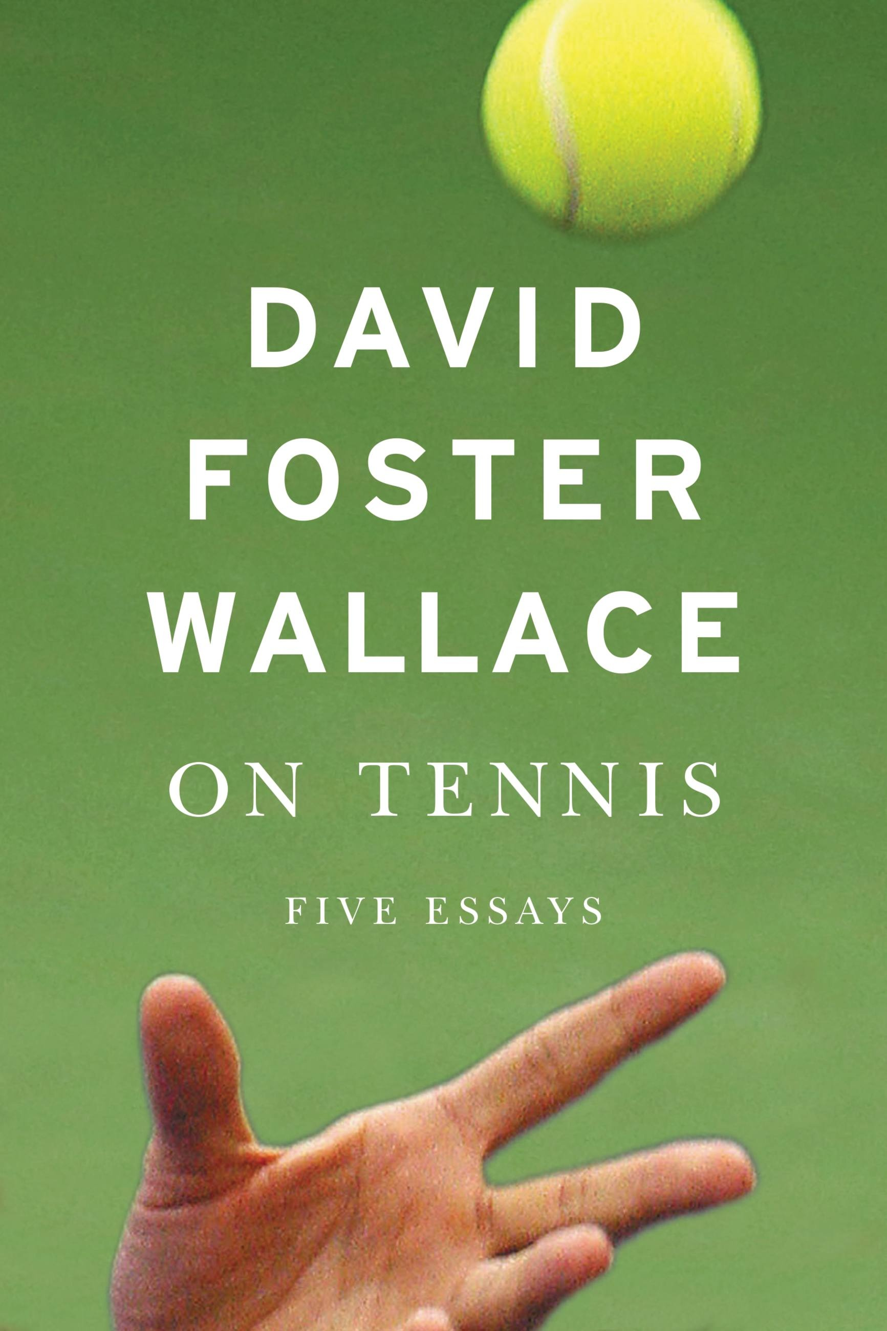 "foster wallace essays On may 21, 2005, the author of ""this is water"", david foster wallace gave his commencement speech to the graduating class of kenyon college foster wallace starts his speech with a story of."