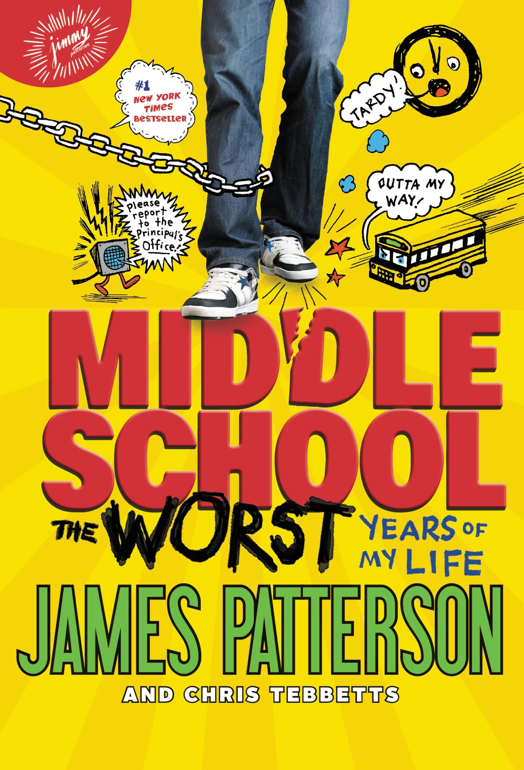High School Book Cover : Middle school the worst years of my life little brown