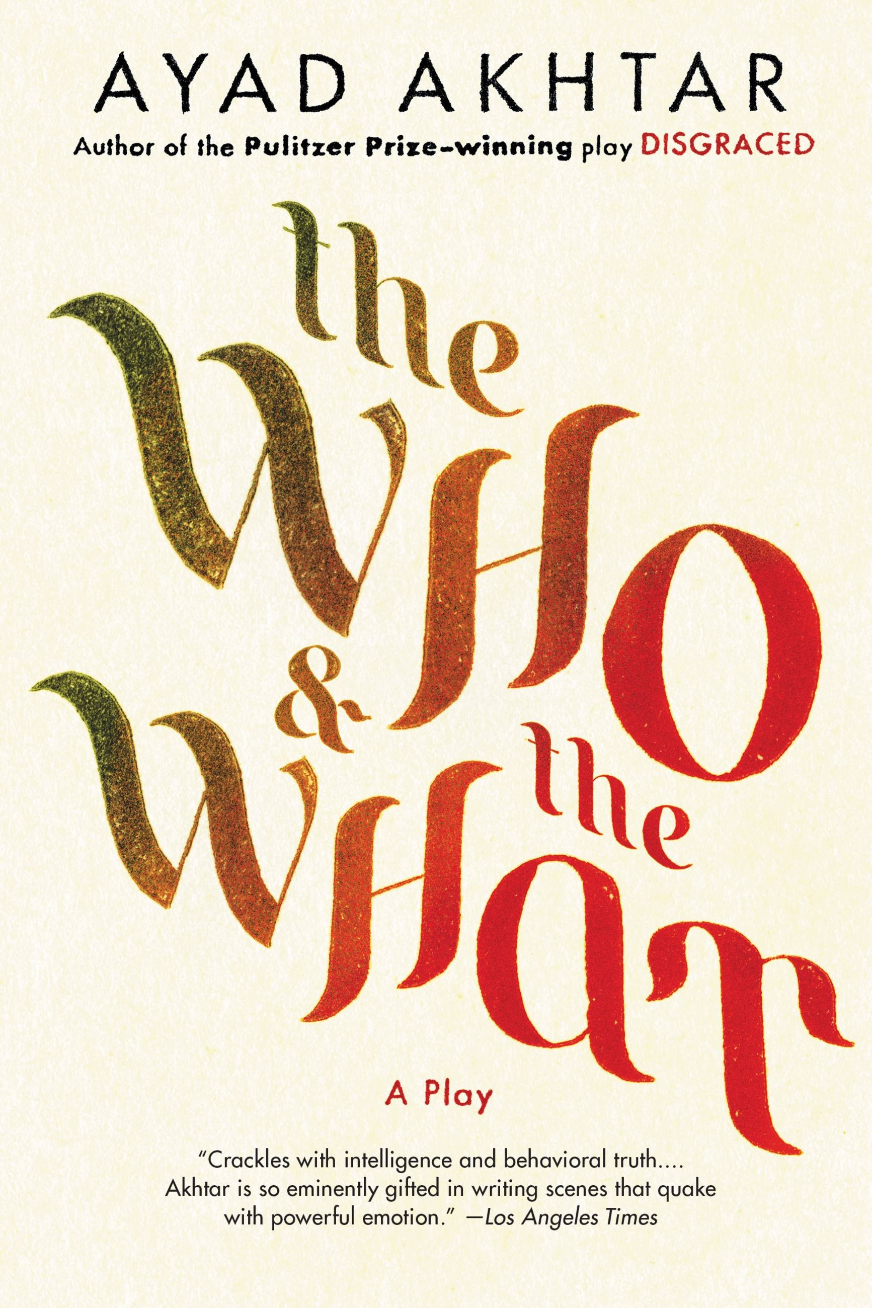 The Who & The What