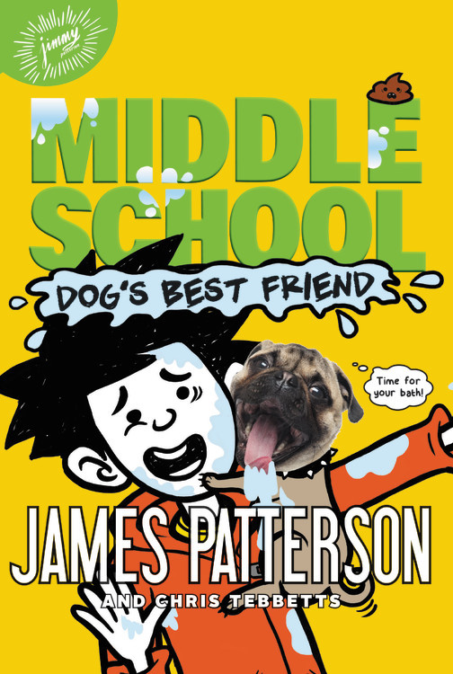 Middle School Book Cover ~ Middle school dog s best friend little brown — books