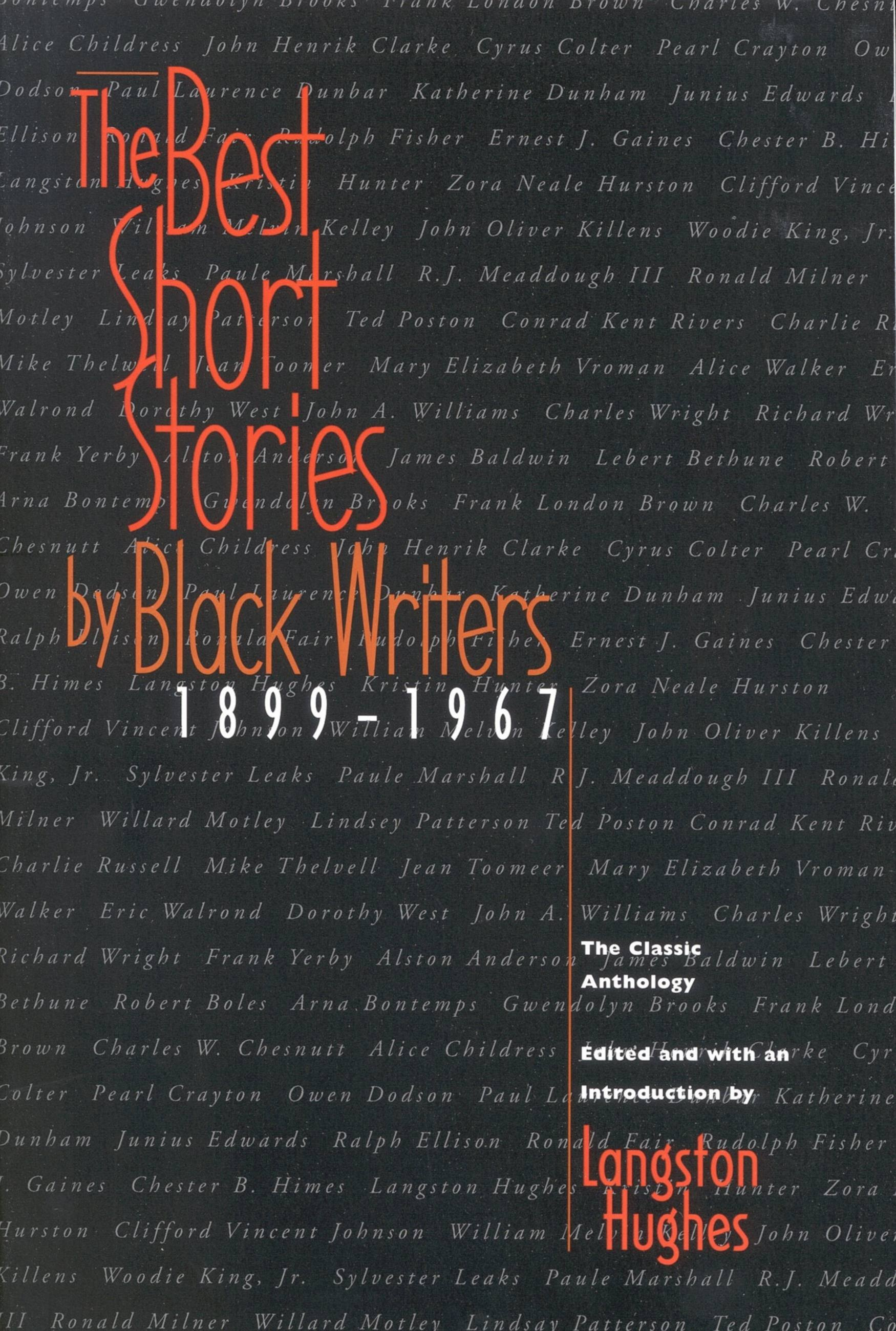 Best Short Stories by Black Writers, The