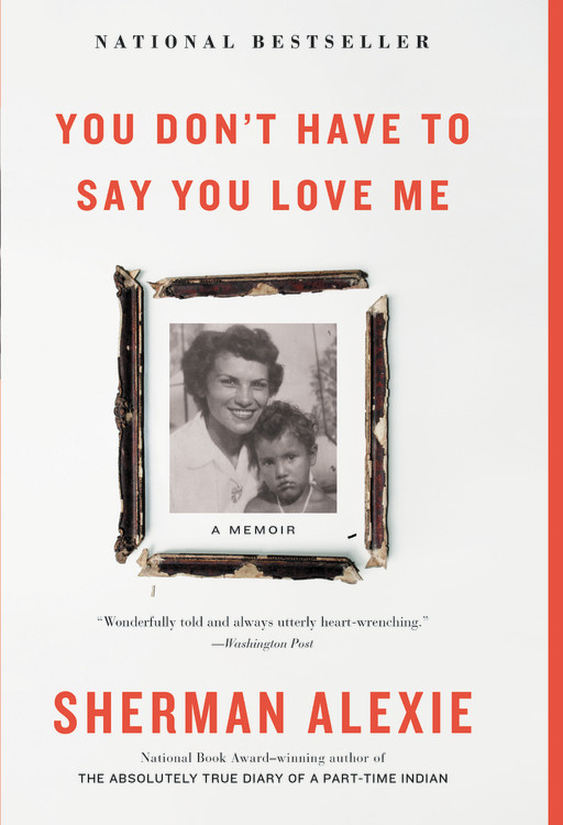 Image result for You Don't Have to Say You Love Me - Sherman Alexie