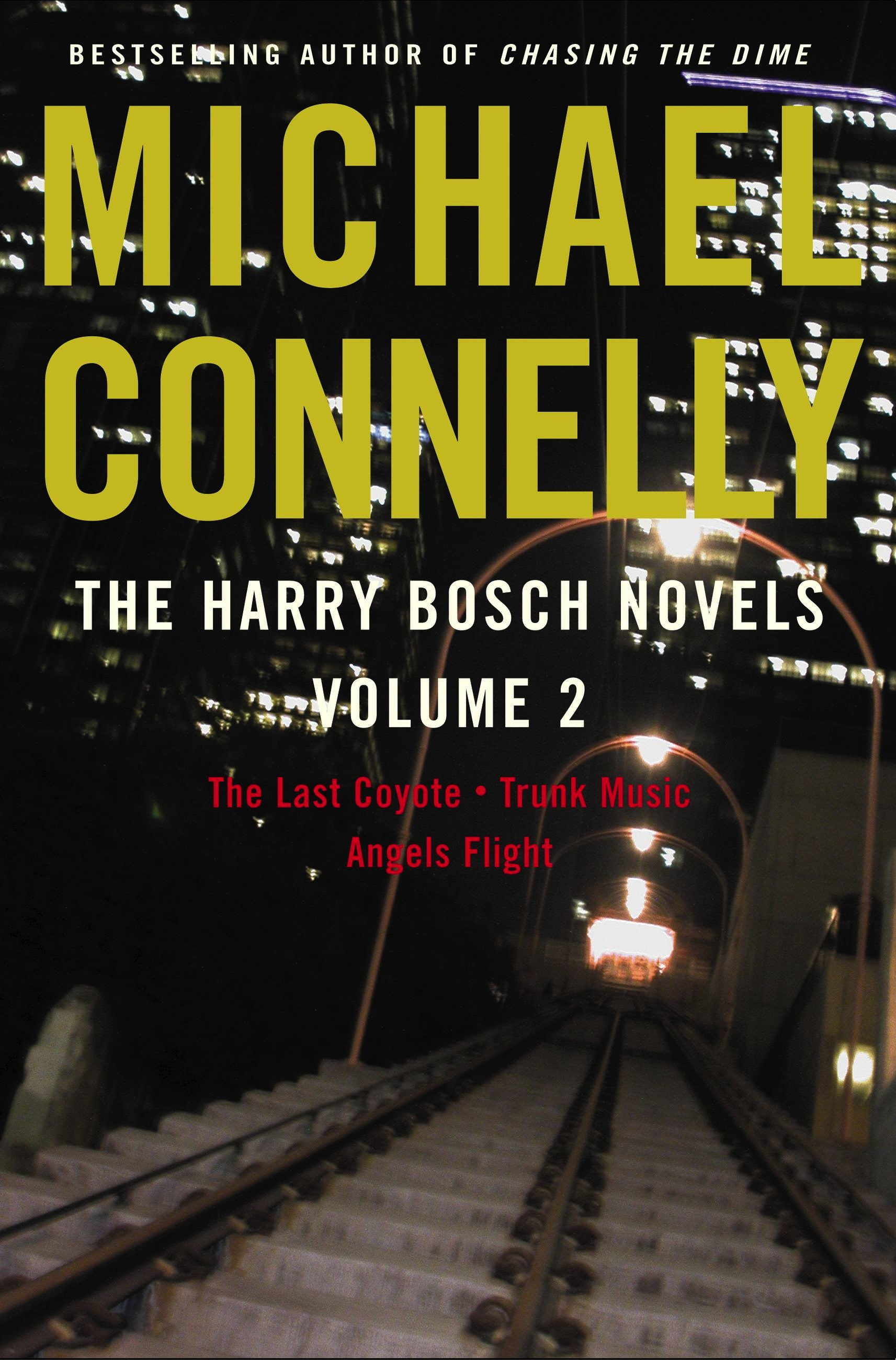 Harry Bosch Novels, The: Volume 2