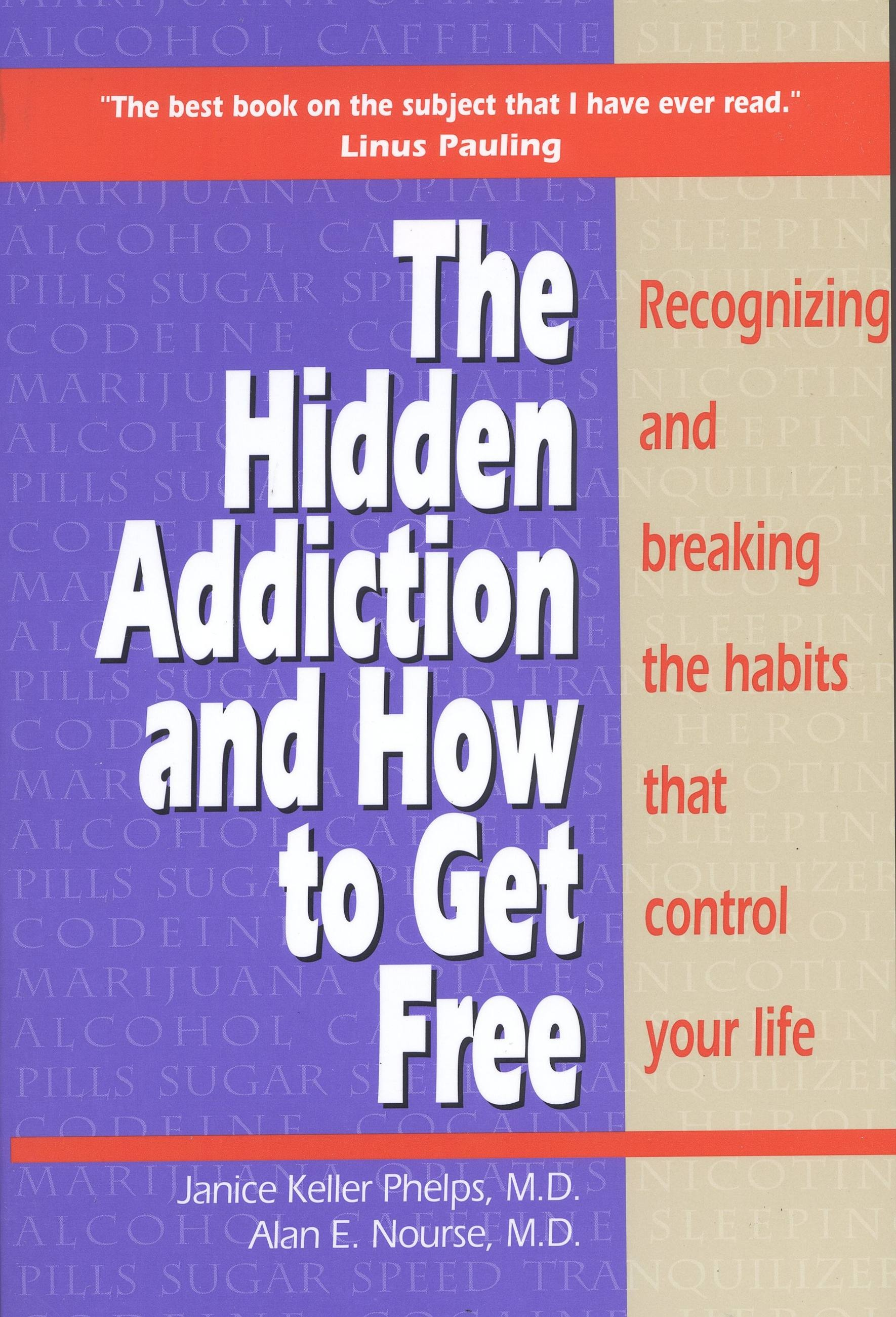 Hidden Addiction and How to Get Free, The - VolumeI