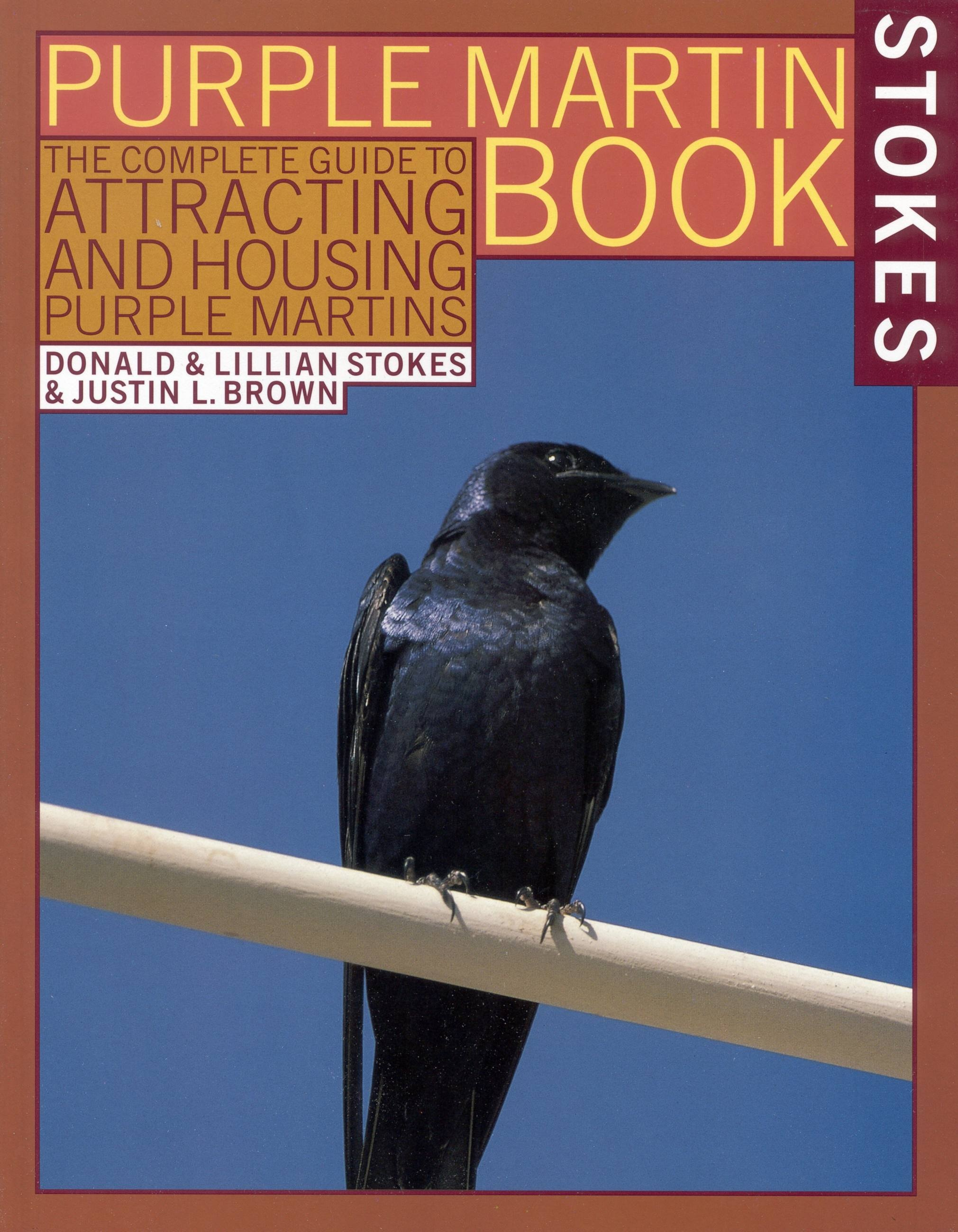 Stokes Purple Martin Book, The