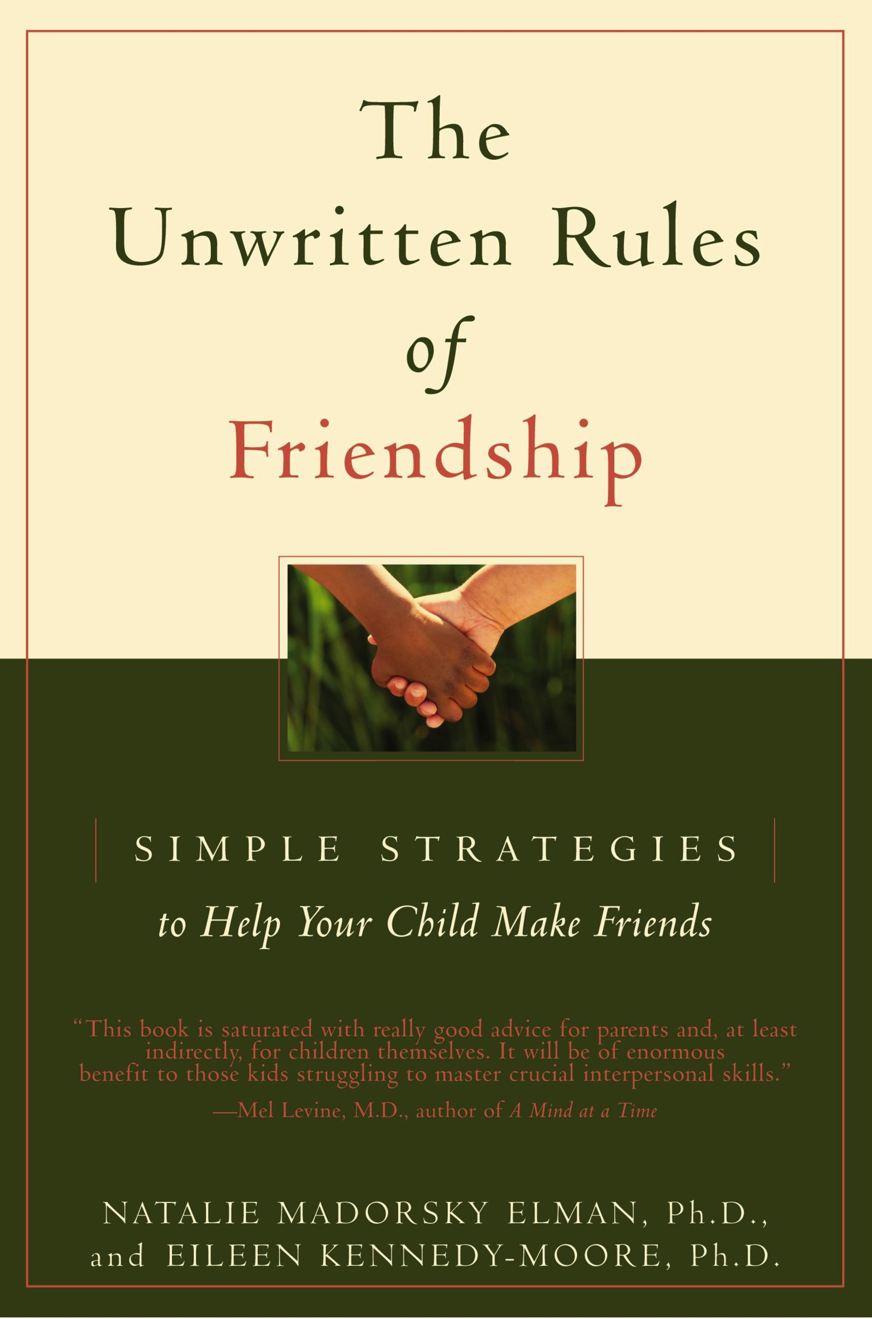 Unwritten Rules of Friendship, The