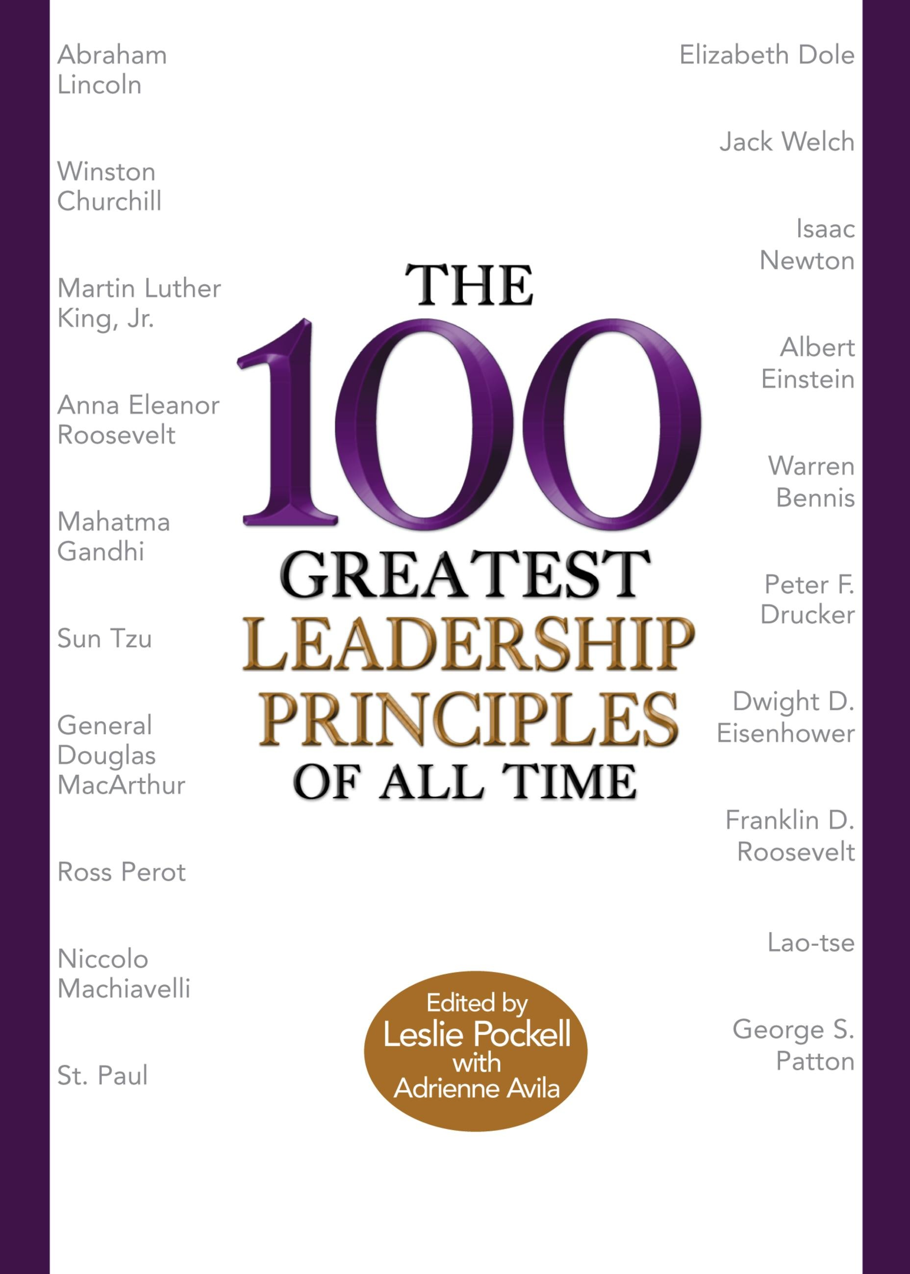 The 100 Greatest Leadership Principles of All Time