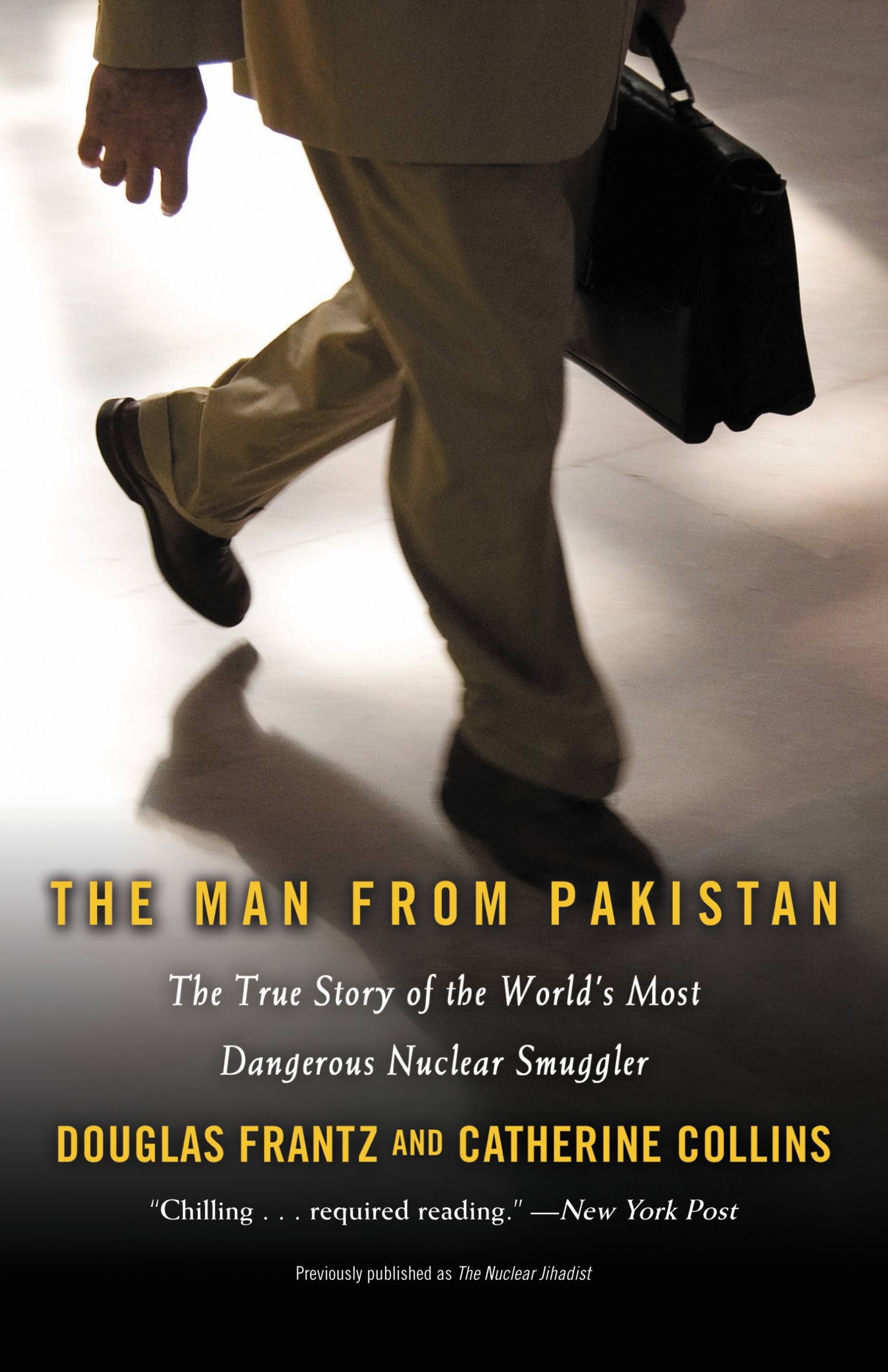 The Man from Pakistan