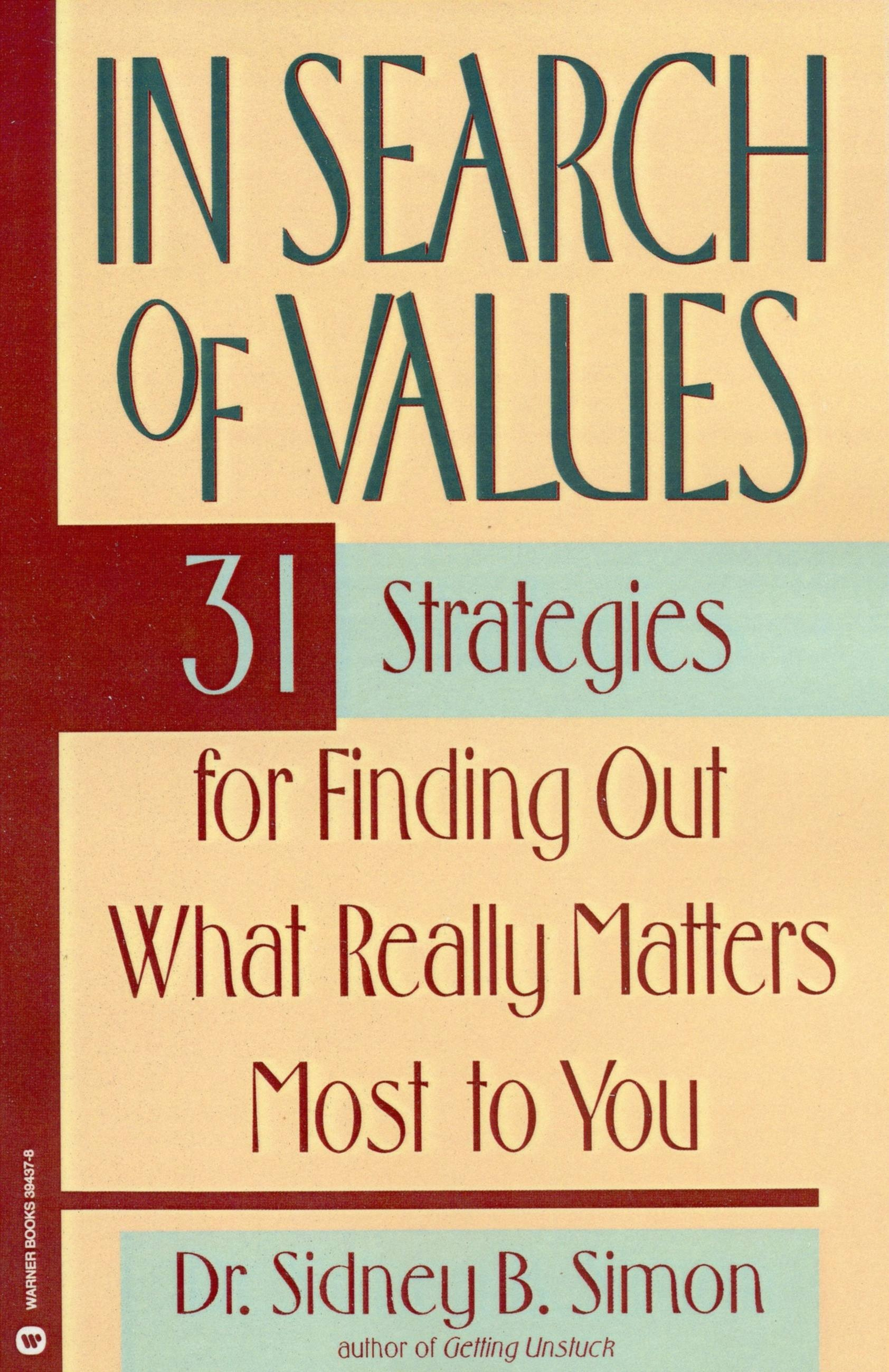In Search of Values
