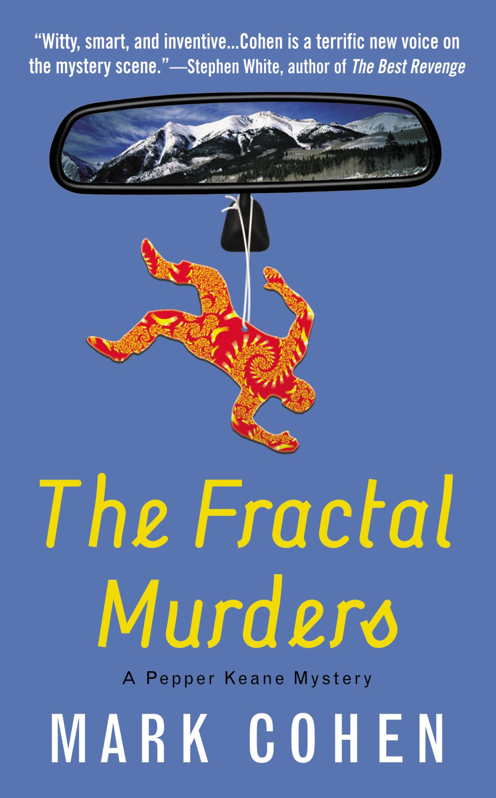 The Fractal Murders