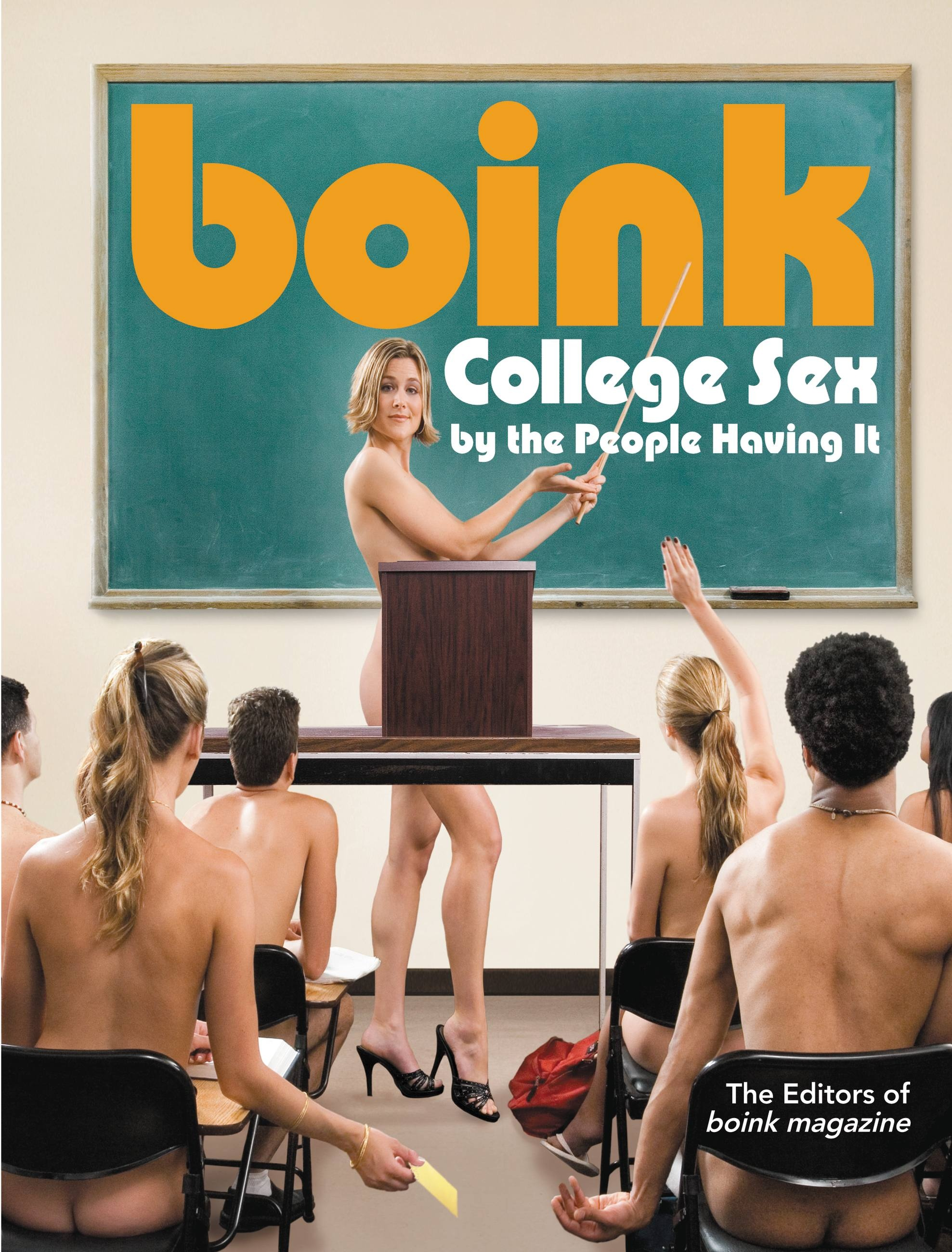 Magazines: On-Campus Sexperts