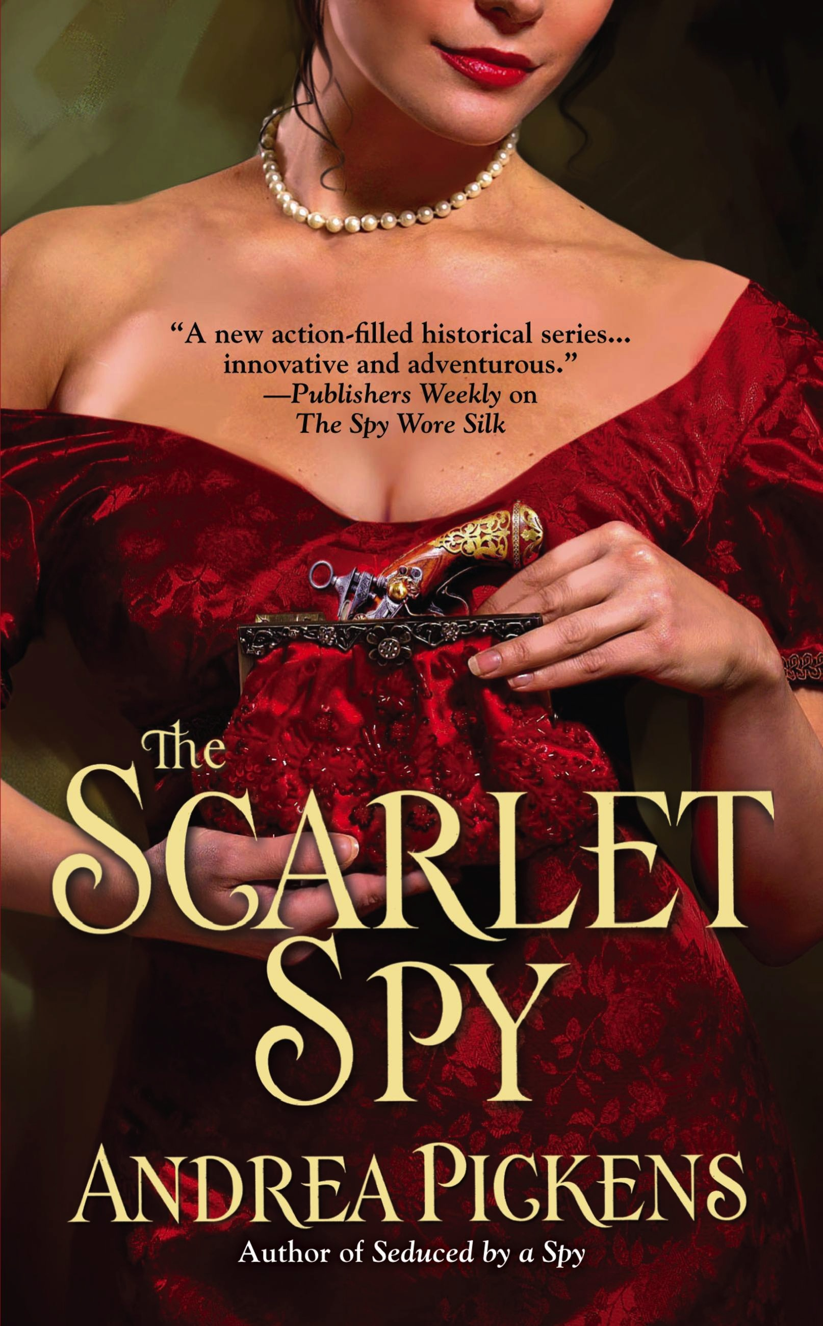 The Scarlet Spy