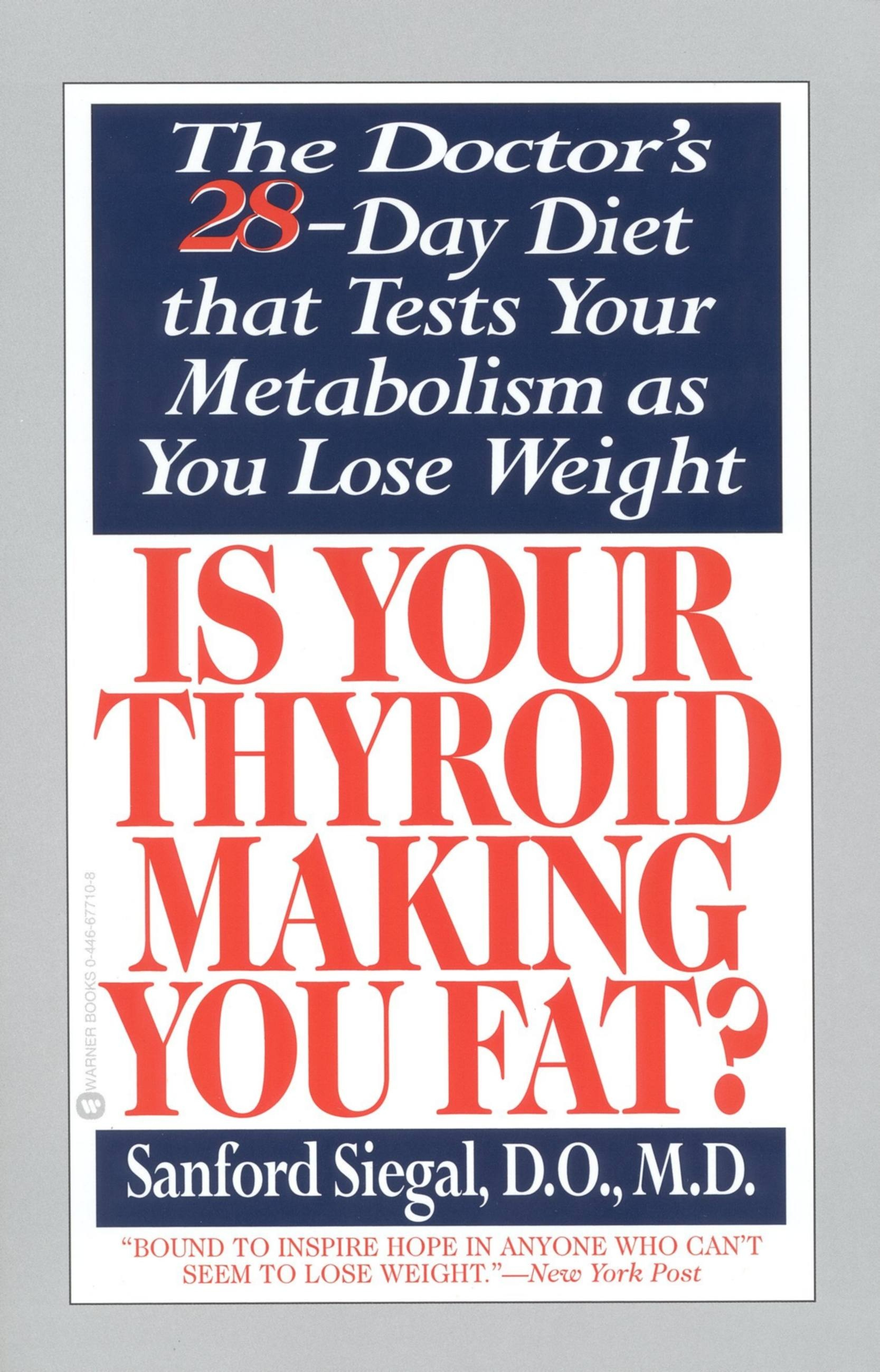 Is Your Thyroid Making You Fat