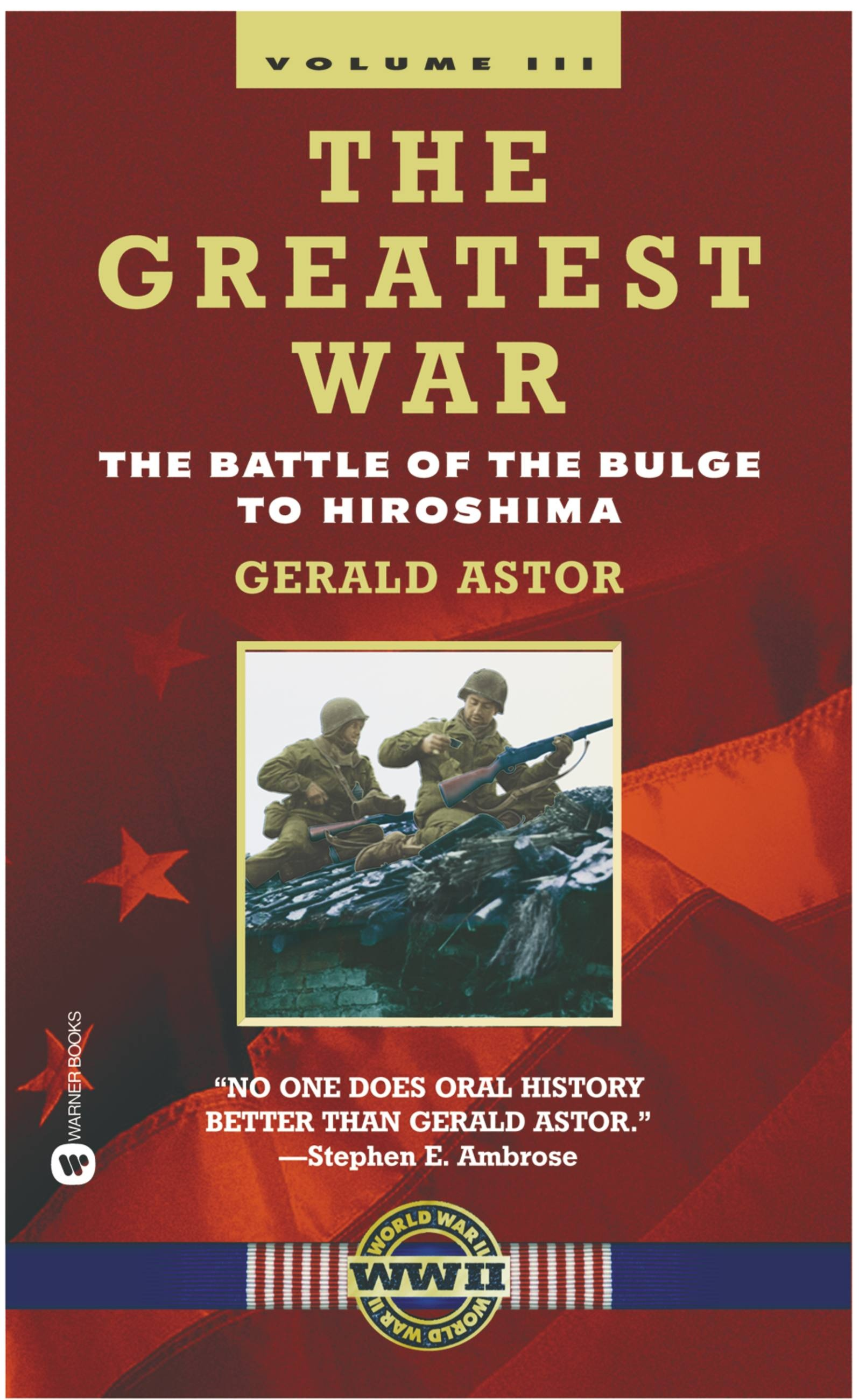 The Greatest War - Volume III