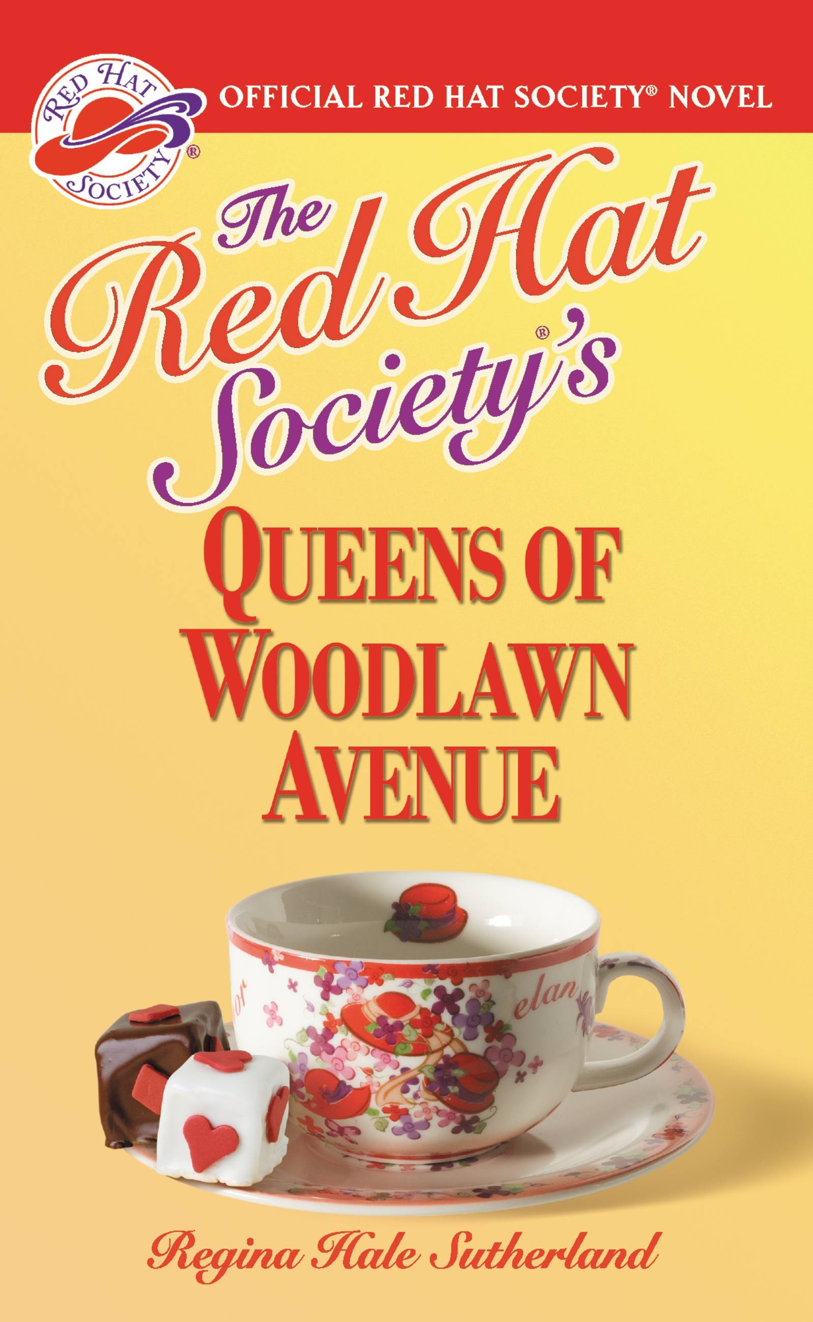 The Red Hat Society(R)'s Queens of Woodlawn Avenue