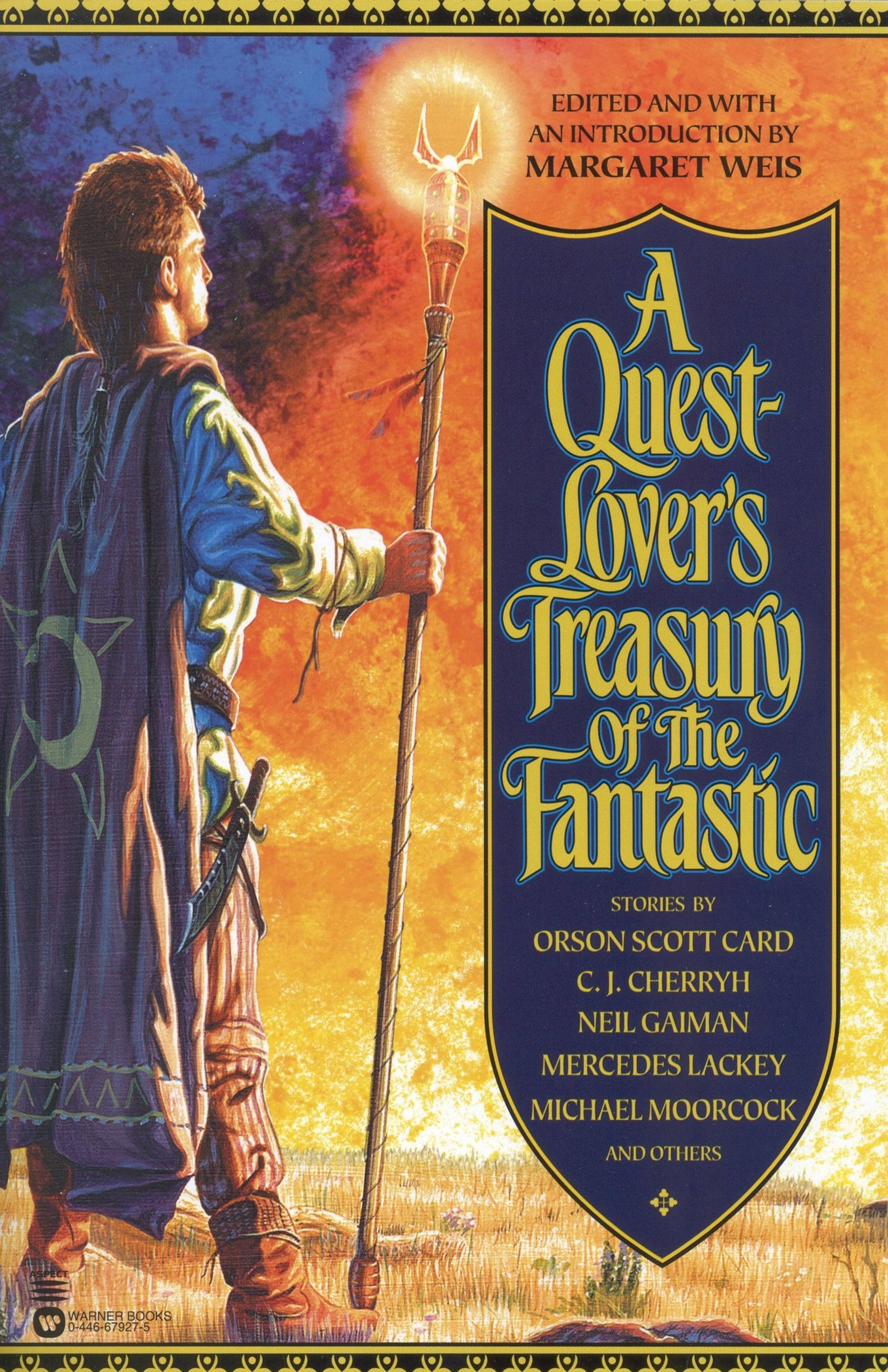 A Quest-Lover's Treasury of the Fantastic