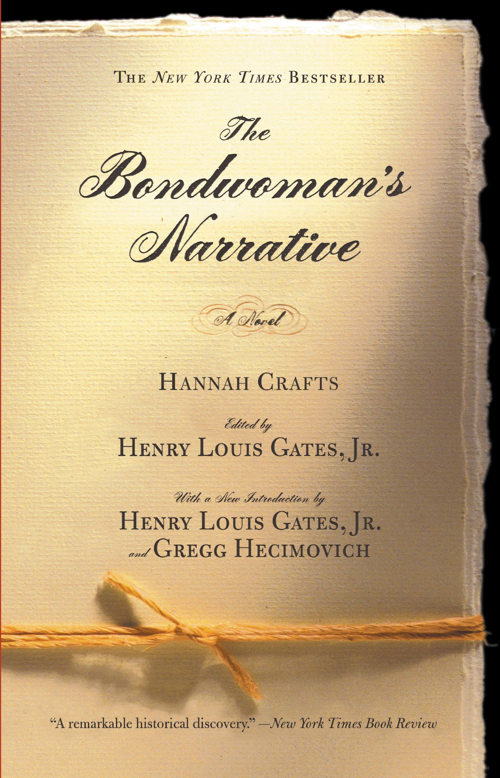 The Bondwoman's Narrative