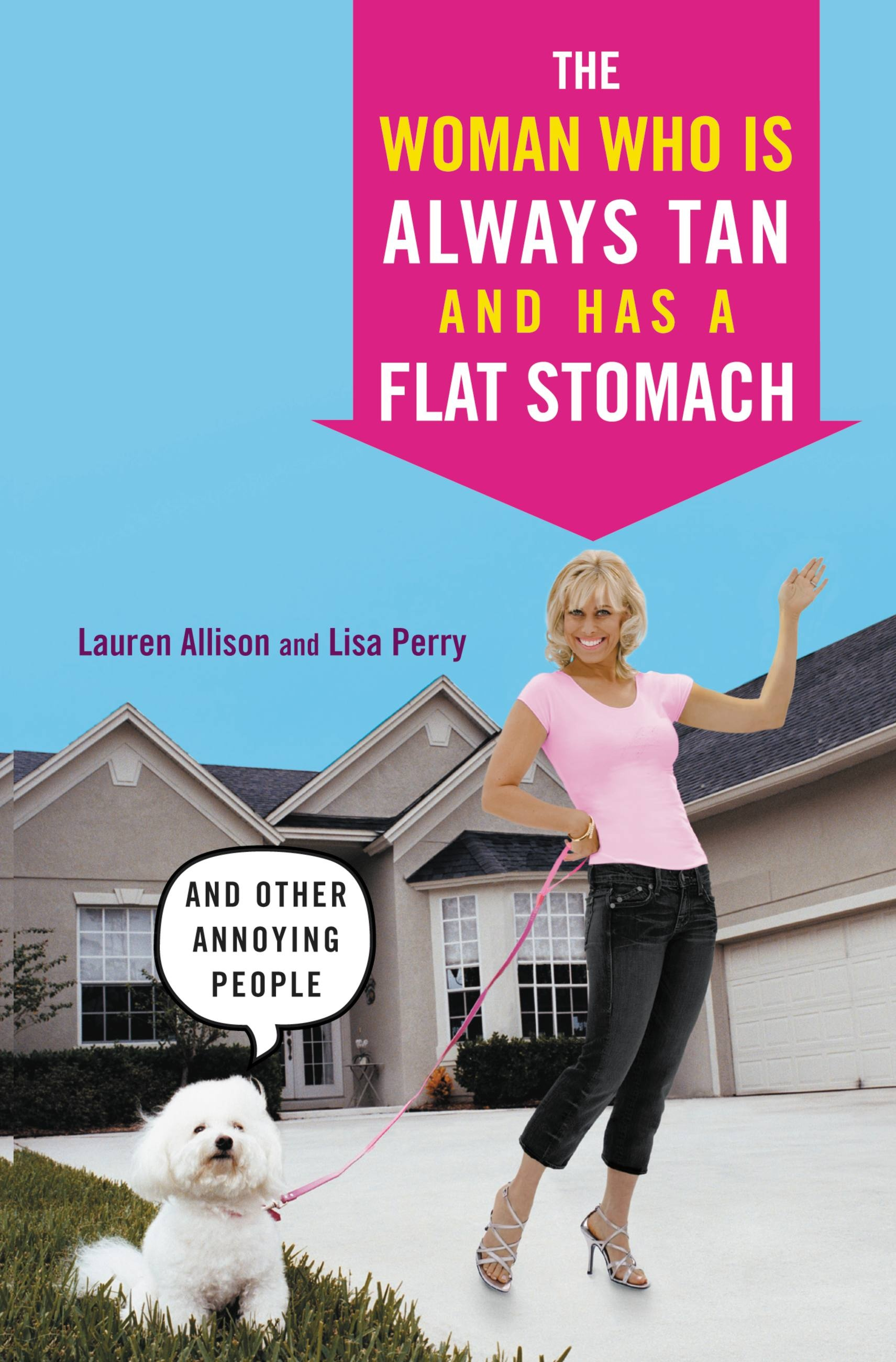 The Woman Who Is Always Tan And Has a Flat Stomach