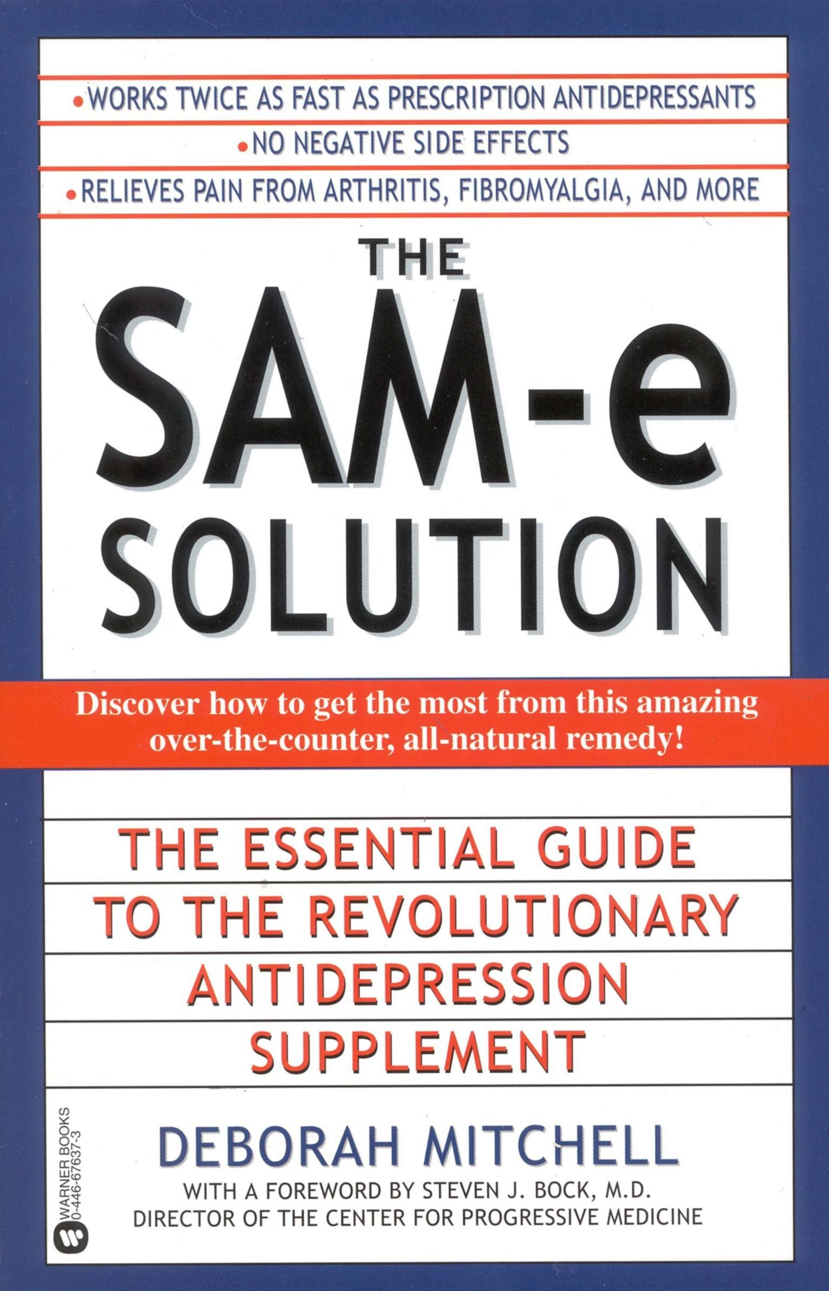 The SAM-e Solution