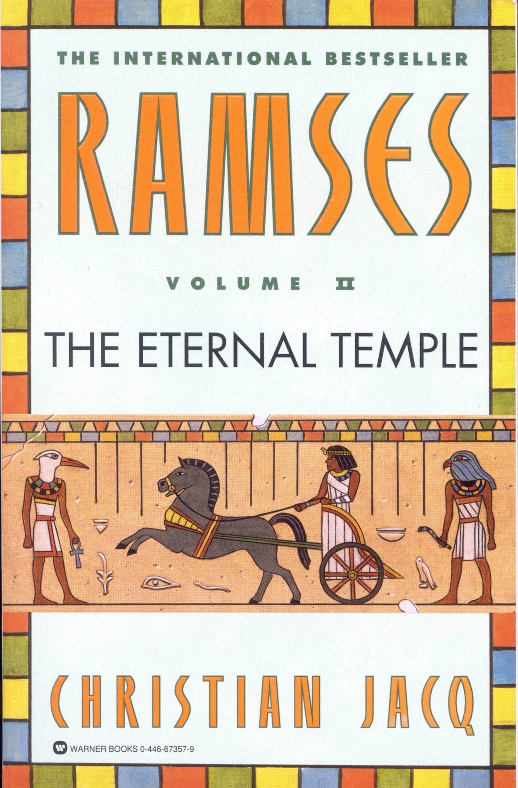 Ramses: The Eternal Temple - Volume II