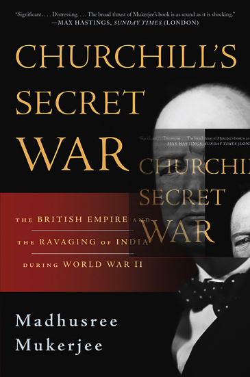 Churchill's Secret War