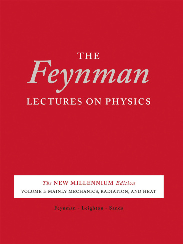 The Feynman Lectures on Physics, Desktop Edition Volume I