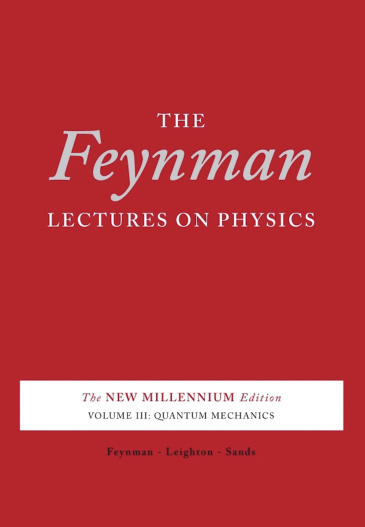 The Feynman Lectures on Physics, vol. 3 for tablets