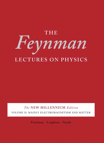 The Feynman Lectures on Physics, vol. 2 for tablets