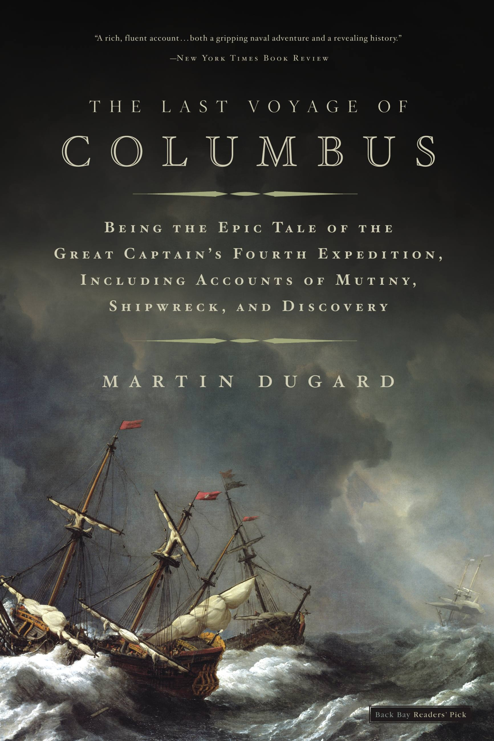 Last Voyage of Columbus, The