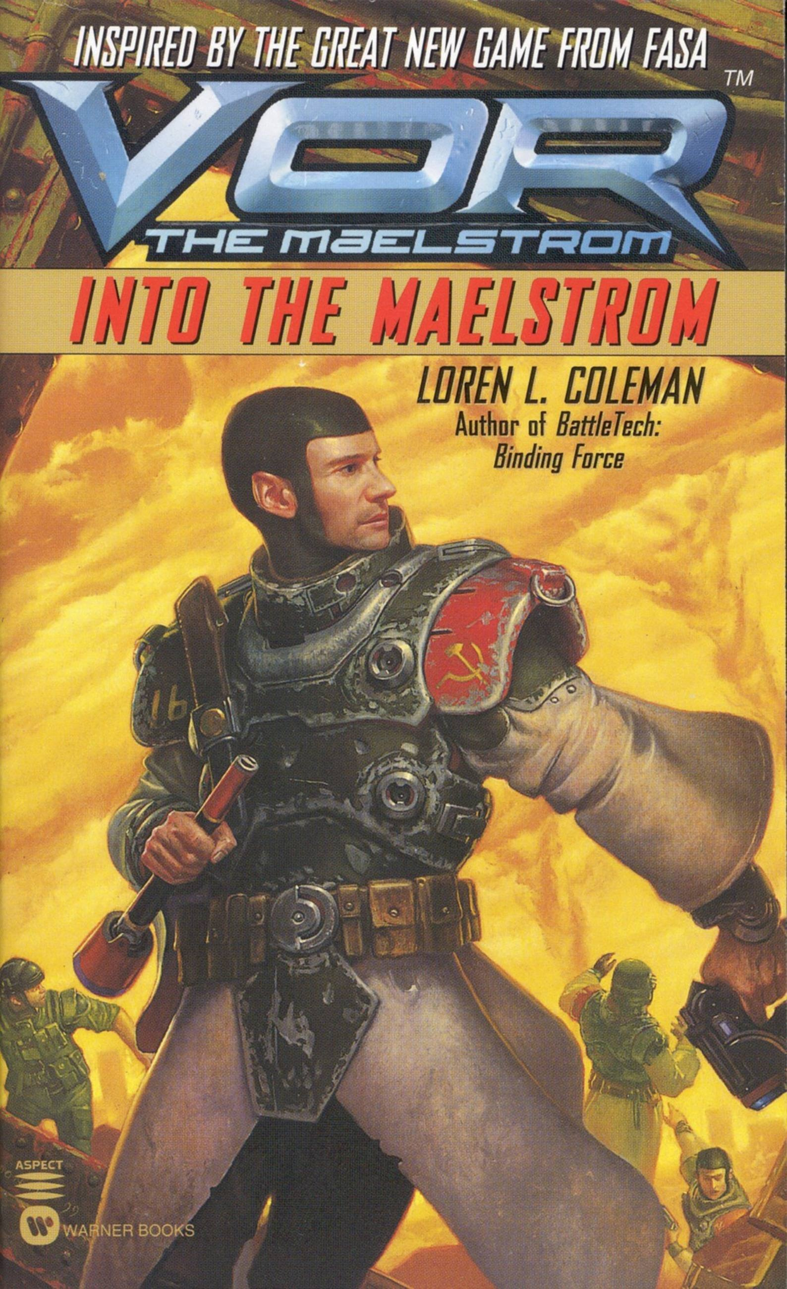 Vor: Into the Maelstrom