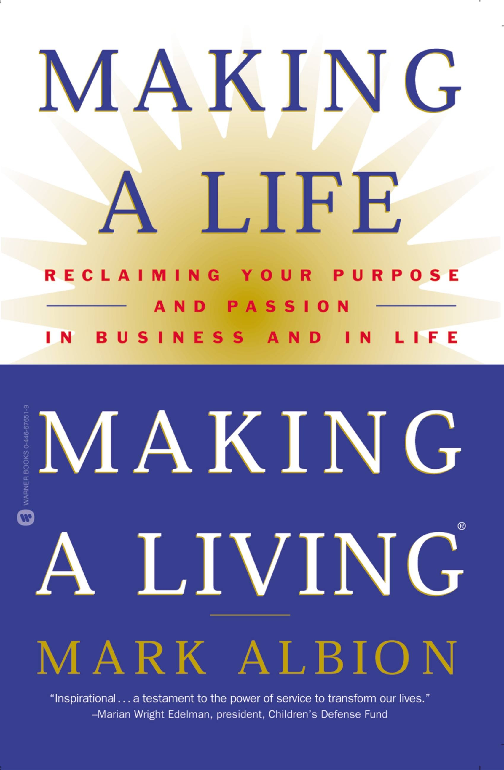 Making a Life, Making a Living®