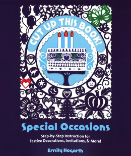 Cut Up This Book: Special Occasions