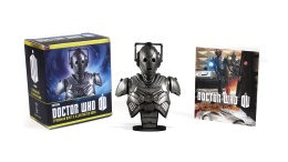 Doctor Who: Cyberman Bust and Illustrated Book