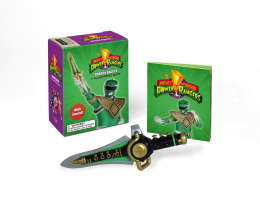 Mighty Morphin Power Rangers Dragon Dagger and Sticker Book