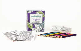 The Calming Coloring Kit