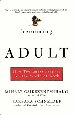Becoming Adult
