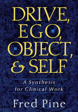 Drive, Ego, Object, And Self