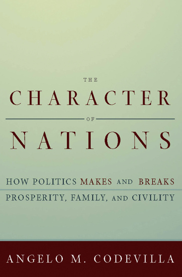 The Character of Nations