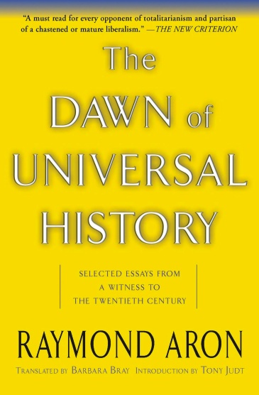 The Dawn Of Universal History