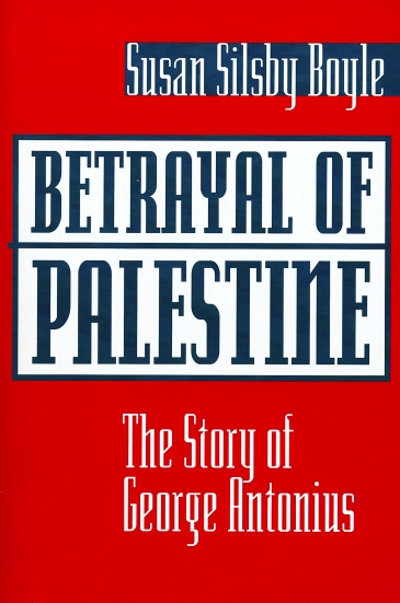 Betrayal Of Palestine